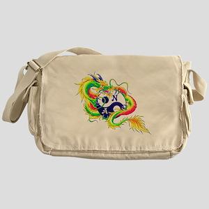 Narcotics Anonymous Dragon Messenger Bag