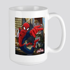 Ultimate Spider-Man Large Mug