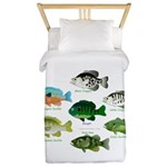 7 Sunfish Twin Duvet