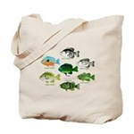 7 Sunfish c Tote Bag