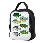 7 Sunfish c Neoprene Lunch Bag
