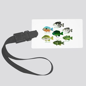 7 Sunfish c Luggage Tag