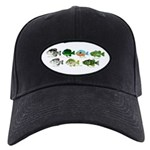 7 Sunfish c Baseball Hat