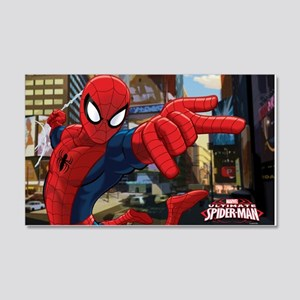 Ultimate Spider-Man 20x12 Wall Decal