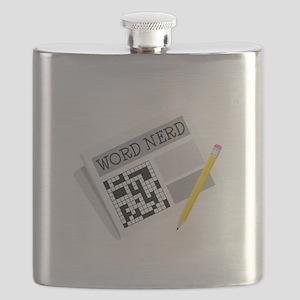 Word Nerd Flask