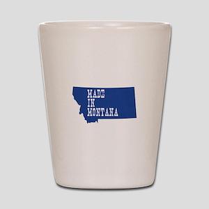 Montana Shot Glass