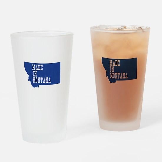 Montana Drinking Glass
