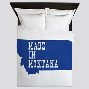 Montana Queen Duvet
