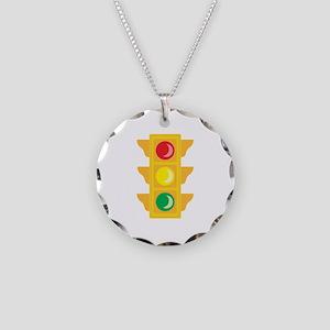 Traffic Signal Light Necklace