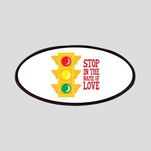 Stop In The Name Of Love Patches