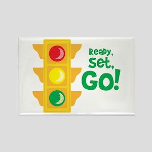 Ready, Set, Go! Magnets