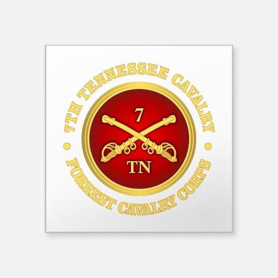 7th Tennessee Cavalry Sticker