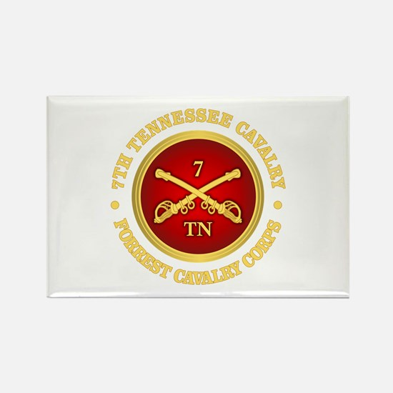 7th Tennessee Cavalry Magnets