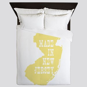 New Jersey Queen Duvet