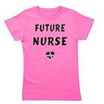 Future Nurse Girl's Tee