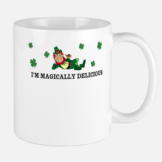 Leprechaun Im magically delicious Mugs
