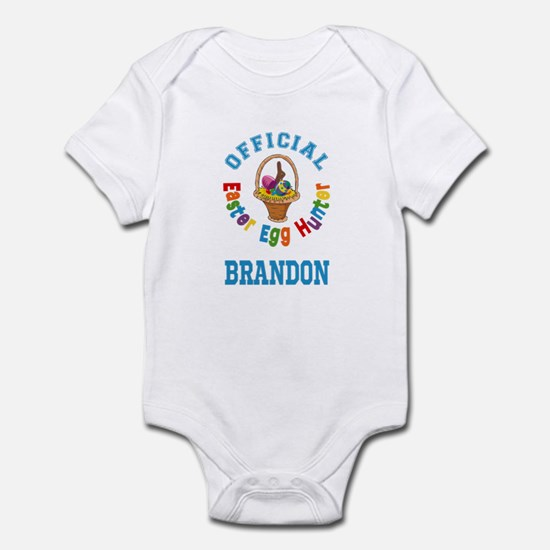 PD Official Easter Egg Hunter Infant Bodysuit
