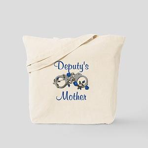 Deputy's Mother Tote Bag