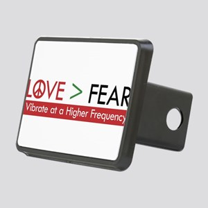 LOVE FEAR Hitch Cover