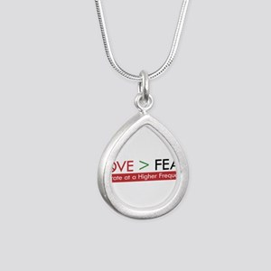 LOVE FEAR Necklaces