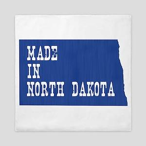 North Dakota Queen Duvet