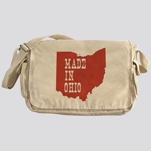 Ohio Messenger Bag