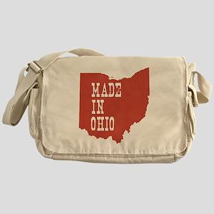 Ohio Messenger Bag