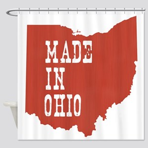 Ohio Shower Curtain