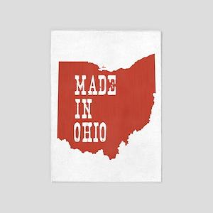 Ohio 5'x7'Area Rug