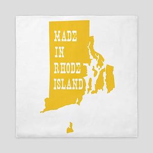 Rhode Island Queen Duvet