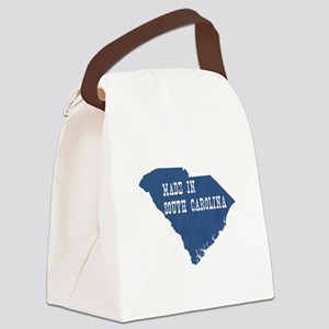 South Carolina Canvas Lunch Bag