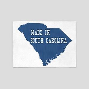 South Carolina 5'x7'Area Rug