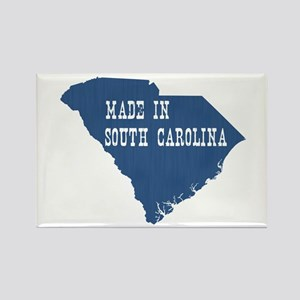 South Carolina Rectangle Magnet