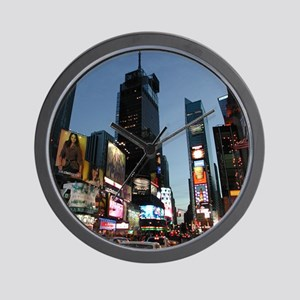 New York Times Square Wall Clock