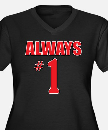 Always Nr 1 Plus Size T-Shirt