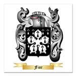 Fior Square Car Magnet 3