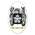 Fior Sticker (Oval 50 pk)