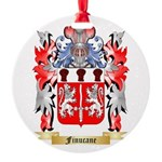 Finucane Round Ornament