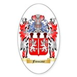 Finucane Sticker (Oval 50 pk)