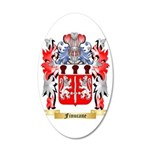 Finucane 35x21 Oval Wall Decal