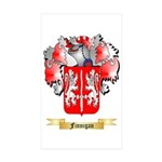 Finnigan Sticker (Rectangle 10 pk)