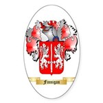 Finnigan Sticker (Oval 50 pk)