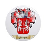 Finnigan Ornament (Round)