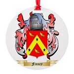 Finney Round Ornament