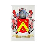Finney Rectangle Magnet (100 pack)