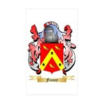 Finney Sticker (Rectangle 10 pk)