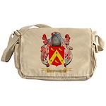 Finney Messenger Bag