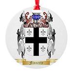 Finnerty Round Ornament