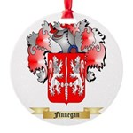 Finnegan Round Ornament
