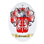 Finnegan Ornament (Oval)